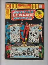 DC SUPER SPECTACULAR #17- Justice League of  America  (1973) 100 pgs- 4 stories