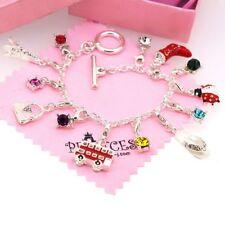 Alloy Crystal Chain Fashion Bracelets