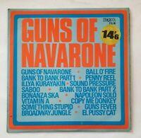 Various - Guns Of Navarone - 1978 -  TTL 16 - UK Pressing - A/B - Vinyl LP