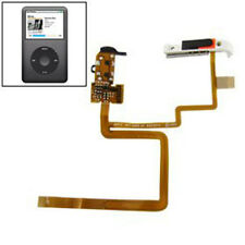 For iPod 6th Gen Classic 80GB Headphone Audio Jack Flex Hold Switch Button+Tools