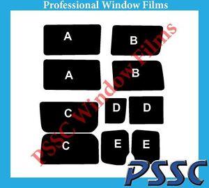 PSSC Pre Cut Rear Car Auto Window Tint Films for VW Sprinter 2006-2016 Kit