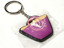 Objet de collection porte-clés Funky Land sac violet no 10 ( P 1 ) Key ring