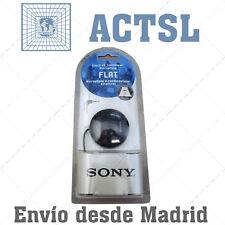 Micrófono Condensador Electret SONY ECM-F8 sin usar con efecto límite Plana