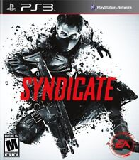 Syndicate PS3 New Playstation 3