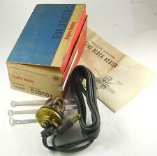 1963 Buick Skylark LeSabre Wildcat Electra Riviera NOS engine heater 980604