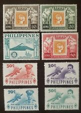 Philippines stamp  mint, lightly hinged original gum airmail