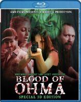 Blood of Ohma 3D - Award Winning Bigfoot Sasquatch Thriller Movie 3D Blu-Ray