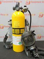 MSA 5-978-1 Ultralite II Compressed Air Tank Respirator Fill Container