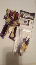 Transformers Generations BLITZWING Hasbro 30th IDW Voyager Figure loose used