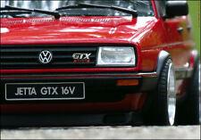 1:18 Tuning Volkswagen VW Jetta 2 GTI / GTX 16V + BBS Alufelgen inkl. OVP = RAR