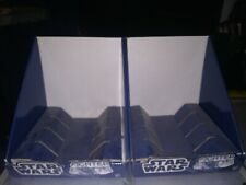 star wars Display fighter pods x2