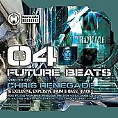 Future Beats 04 (Mixed By Chris Renegade) CD (2005) Expertly Refurbished Product