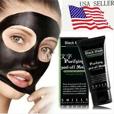 50X Shills Deep Cleansing Black MASK purifying peel-off mask Facial Clean