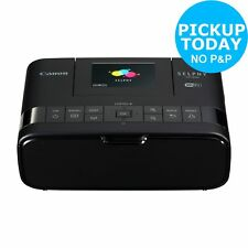Canon SELPHY Cp1200 Compact Photo Printer Black 0599C011AA