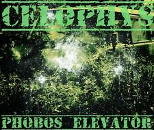 Celophys - Phobos Elevator LP - new copy - Doom Metal