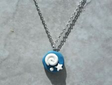Animal Crossing Fossil Video Game Polymer Clay Handmade Necklace