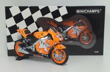 MINICHAMPS ANDREA DOVIZIOSO 1/12 MOTOGP HONDA RC212V REPSOL GP ARAGON 2011 NEW
