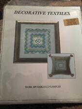 Decorative Textiles 60th Bargello Sampler
