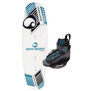 Spinera Good Lines Wakeboard Set  - Wakeboard mit 3 Stage Rocker und einstellba