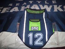 New listing Seattle Seahawks Dog Vest sizeM. Brand New