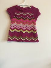 Missoni for Target Baby Girl Fall Dress Size 6-12 months