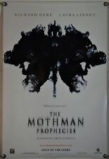 THE MOTHMAN PROPHECIES DS ROLLED ADV ORIG 1SH MOVIE POSTER LAURA LINNEY (2002)