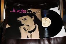 JUDE COLE self-titled 1st Warner solo (The Records) NM Like Lovers Do Walls Bend