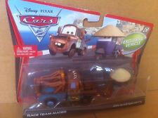 """DISNEY CARS DIECAST - """"Race Team Mater & Zen Master Pitty"""" - Combined Postage"""