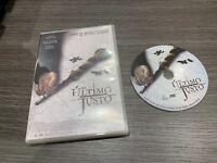 Il Ultimo Equo DVD Diego Martin Ana Claudia Talancon Federico Luppi-