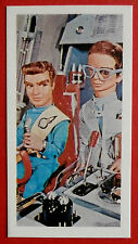 Barratt THUNDERBIRDS 2nd Series Card #25 - Virgil Listening Carefully to Brains