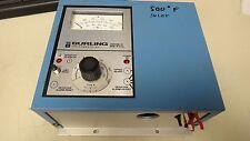 Burling Instruments 5120-K1-2-F Temperature Controller 0-2000F