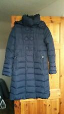 very warm thick winter jacket coat hooded size L / 12-14