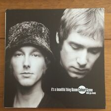 "Ocean Colour Scene - It's A beautiful Thing  7""  Vinyl"
