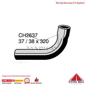 CH2637 Bottom Hose for Fiat 850 1970-1973 Mackay