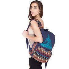 New Boho chic Kundalini Hippie Yogi Backpack Bag-90437