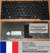 Azerty Keyboard Fr Toshiba Satellite A300 NSK-TAJ0F 9J.N9082.J0F Shiny Black