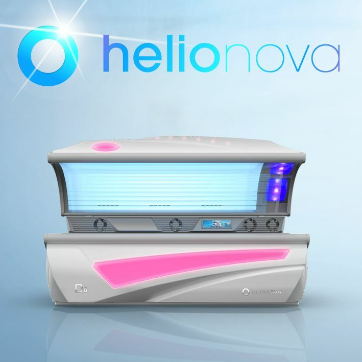 Helionova & Ultrasun UK Sunbeds