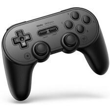 8Bitdo Wireless Pro Controller Gamepad for PC/Switch/Android/MacOS Black