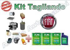 KIT TAGLIANDO FIAT DUCATO (250) 2.3 MTJ 96KW 131CV OLIO SELENIA WR PE  + FILTRI