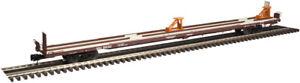 "O Gauge 3 Rail Atlas Southern 89'4"" Intermodal Flat Car #50175  3005207-3 JA151"