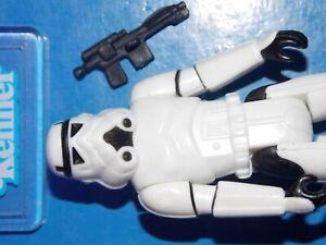 VTG~1977~1984~1985~Star~Wars~POTF~Last~17~Luke~Skywalker~Stormtrooper~Disguise~~