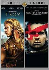 TROY / ALEXANDER REVISITED Final Cut  DVD Brand New Sealed
