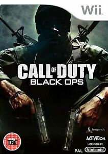 Call of Duty Black Ops - Nintendo Wii