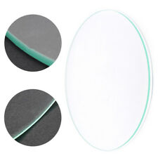 3D Printer Round Borosilicate Glass Build Plate 220*3mm For Heated Bed Kossel