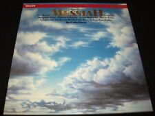 HANDEL°MESSIAH<>SIR COLIN DAVIS<>3-LP Vinyl~Neth. Pressing<>PHILIPS 412 538-1