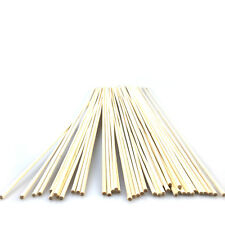 300pcs Garden Bamboo Flower Sticks 16 inches Dia 3 mm Support Short Planting