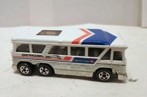 MINT 1979 HOT WHEELS DIECAST GREYHOUND AMERICISER BUS