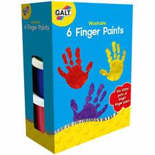 Galt Washable 6 Finger Paints