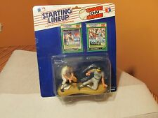 Starting Lineup 1989 Alan Trammell (Tigers)/Jose Canseco (A's) one on one