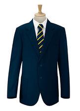 91.4cm-132cm Hombre Formal chaqueta casual NEGRO VERDE BOTELLA granate azul
